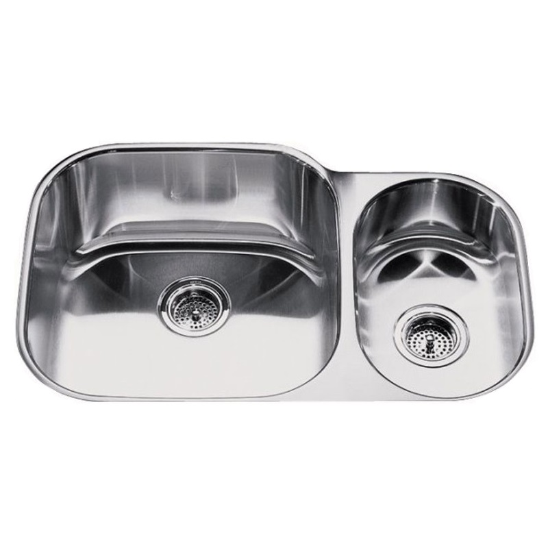 Kohler Icerock Stainless Steel One And A Half Bowl Kitchen Sink   3355 NA